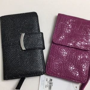 2 new wallet, Never been used.